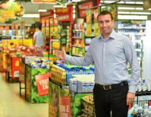Lazar Marković, direktor maloprodaje Mercator-S