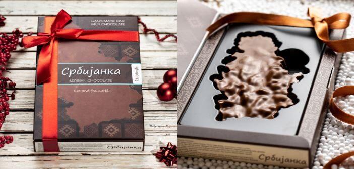 Emin Čaušević – Srbijanka čokolada