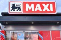 Maxi Zvezdara - znak